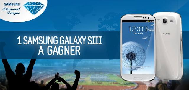 Jeu Samsung: Samsung GALAXY SIII ou un week-end à Monaco à gagner