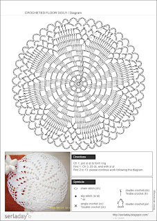 crochet flower: more patterns and diagrams - crafts ideas