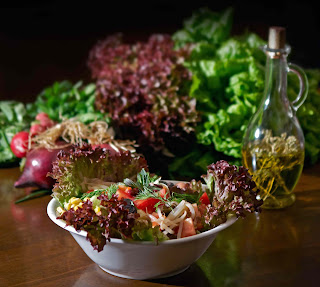ensalada, amanida, verduras, verdures, hortalisses