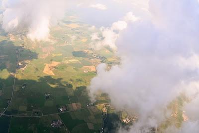 St. Peter-Ording: Fotos eines Tandem-Fallschirmabsprunges über dem ordinger Strand 18