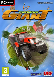 Capa [Torrent] Farming Giant 2013 (PC) Torrent