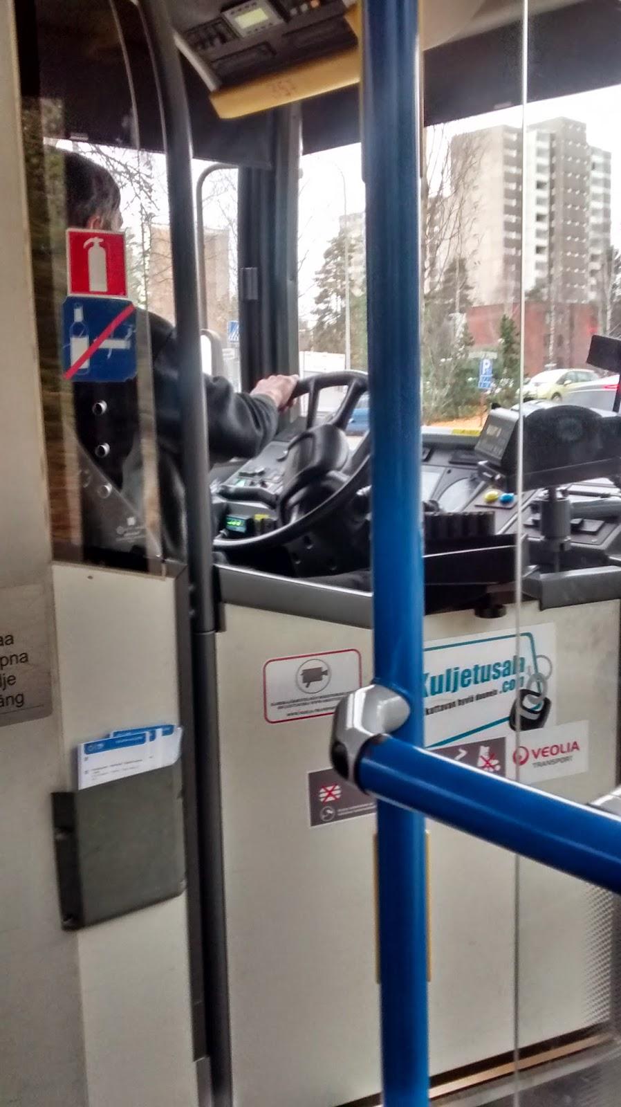 Sistema de transporte na Finlândia