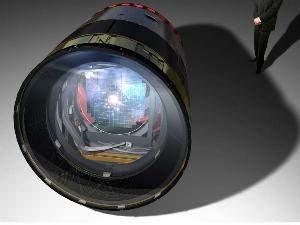 Kamera Raksasa 3.2 Miliar Piksel