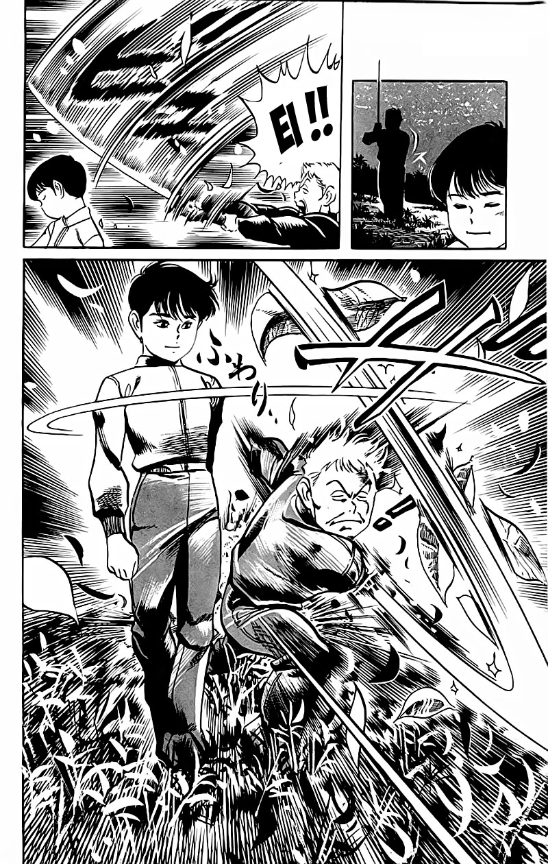 Kenji – Quyền nhi Phương Thế Ngọc chap 193 – Kết thúc Trang 18 - Mangak.info