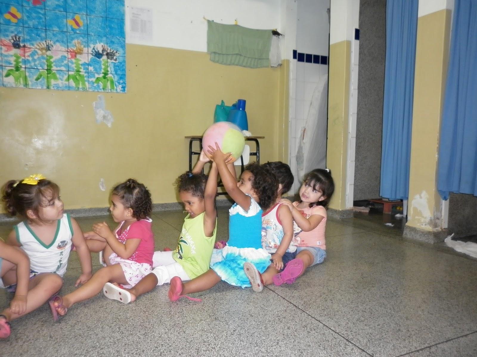 Sugestões de brincadeiras ludicas educação infantil