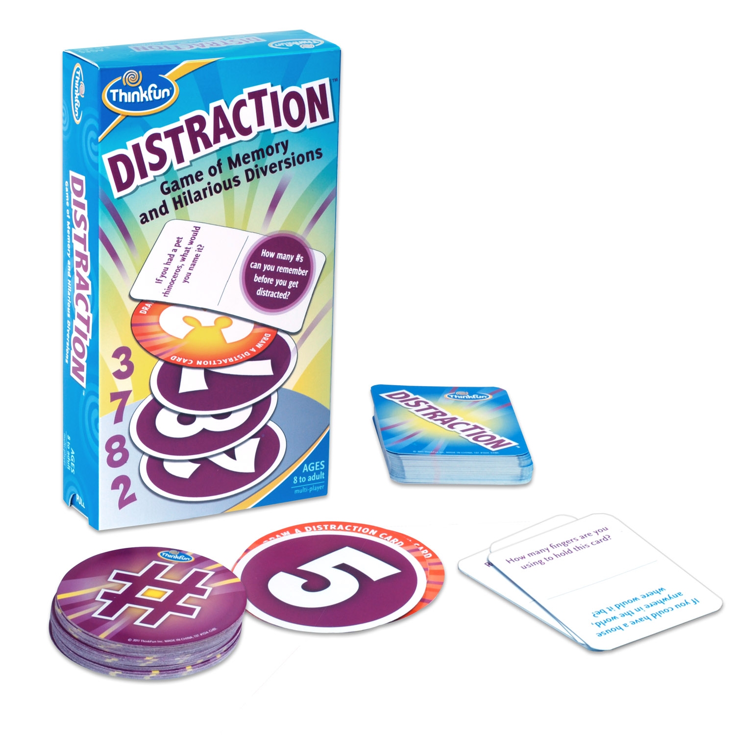 Toys as tools educational toy reviews review and giveaway toys as tools educational toy reviews review and giveaway distraction game discover yourself through laughter solutioingenieria Choice Image