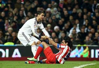 El duelo entre Ronaldo y Falcao no existió
