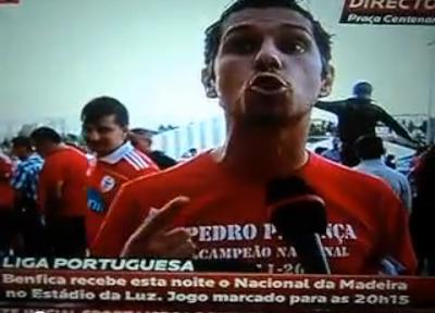 Adepto Possuido do Benfica parte 4