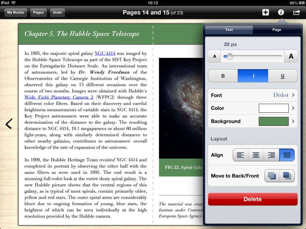 Book Creator for iPad (iPad Only, $4.99): teachingall.blogspot.com/2013/05/appmondaytas-book-creator-for-ipad...