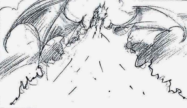 el aliento de los dragones - Juego de Tronos en los siete reinos