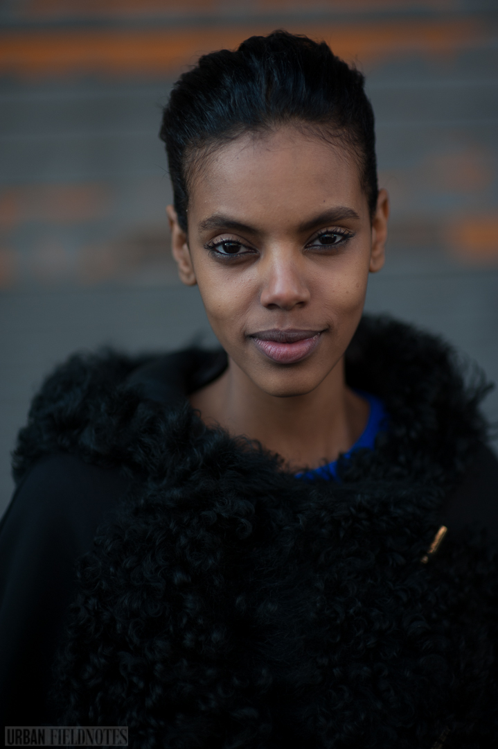 Grace Mahary IMG Models Off Duty