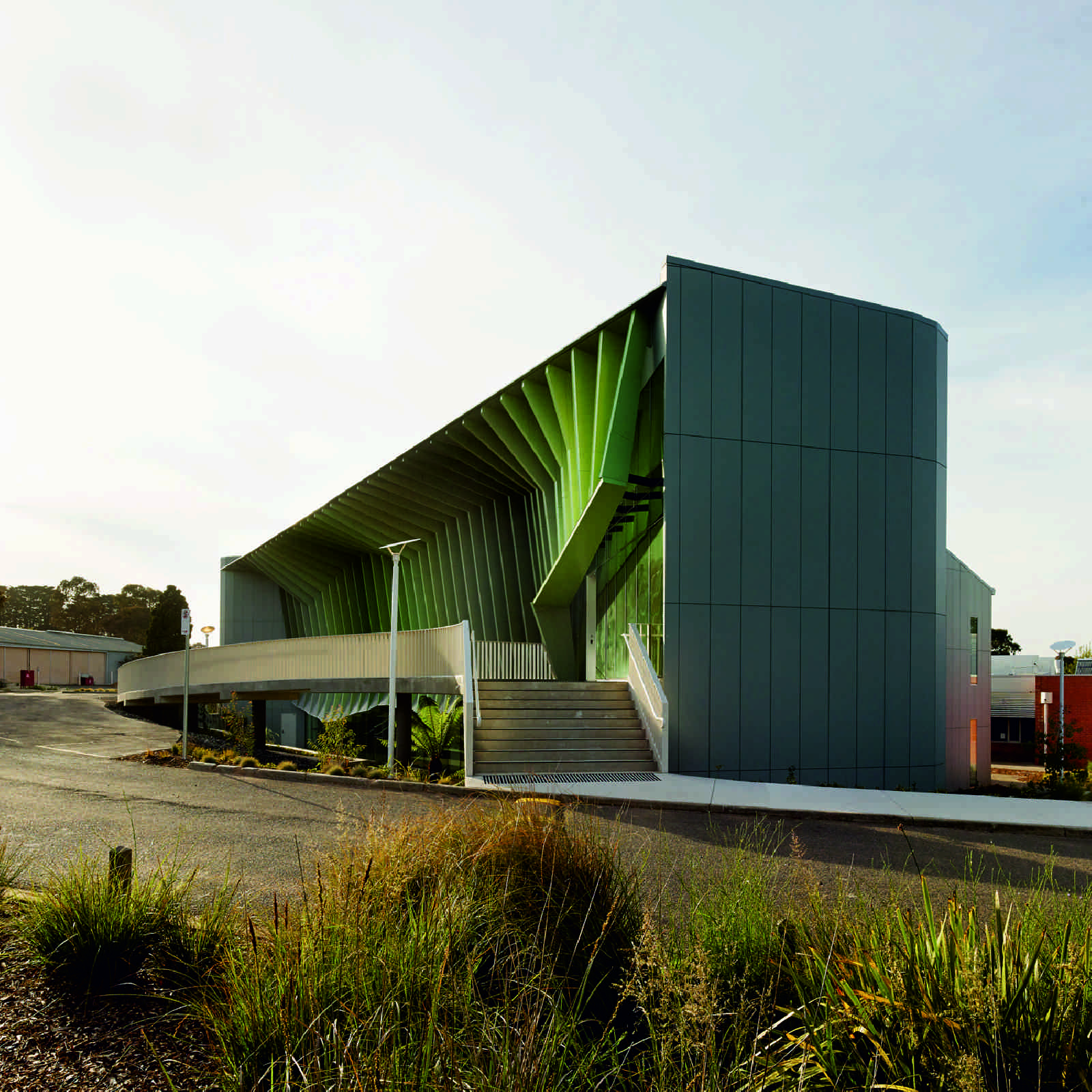 Knox Innovation Opportunity And Sustainability Centre By