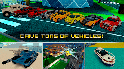 Download Block City Wars v4.2 (Full) Apk Mod+Data 1