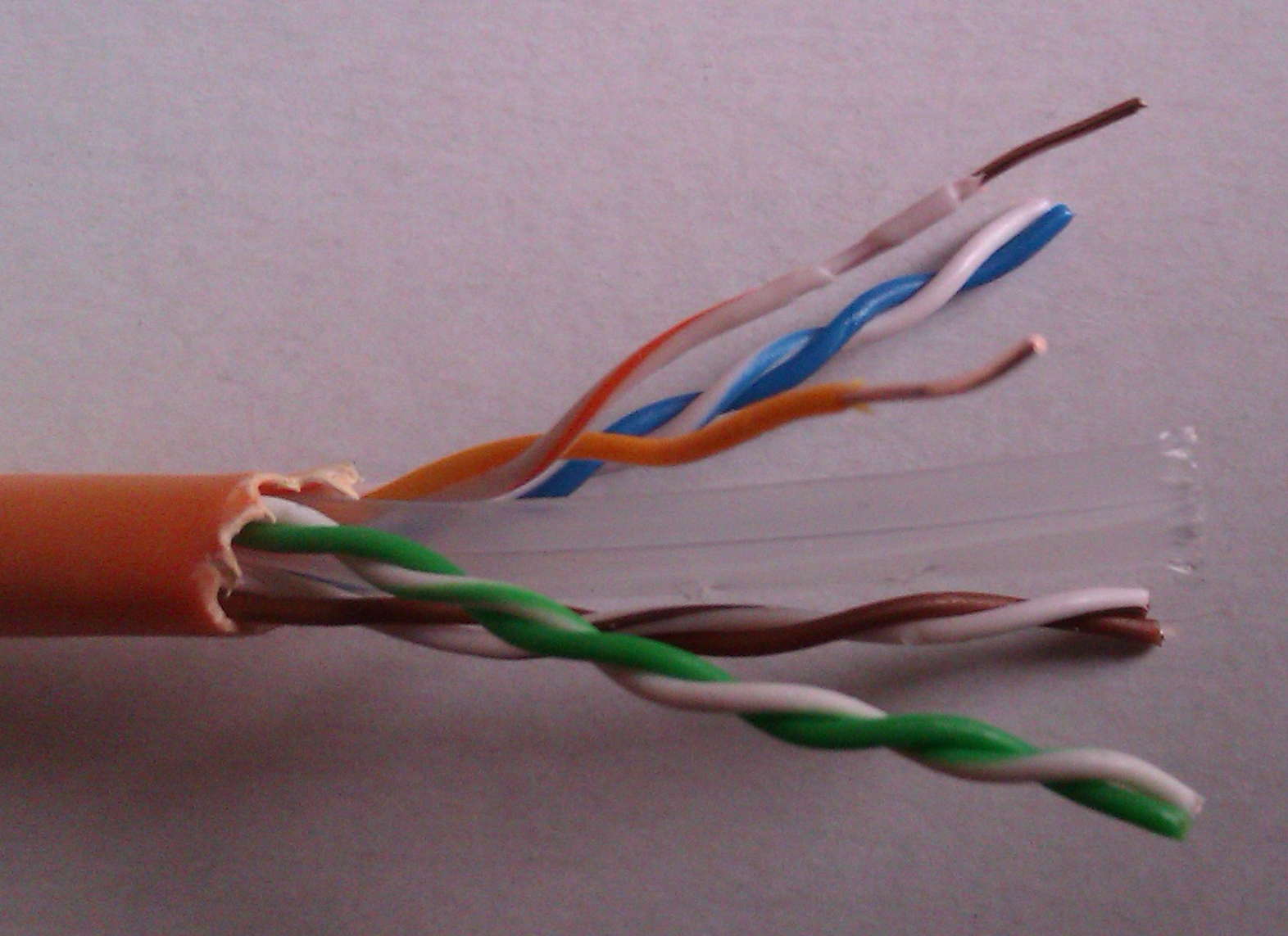 Cablaggio Cat 6 Schema : The electronics hobbyist: realizzare cavi audio da cavo di rete cat6