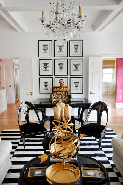 Glam Interior Design mix and chic: cool designer alert- megan winters!