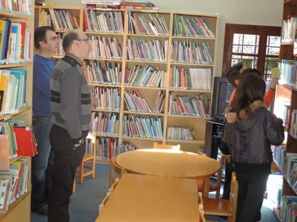 Γνωριμία με τη Βιβλιοθήκη Σιάτιστας!