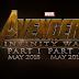 Filmagens de Vingadores: Guerra Infinita começam em 2016