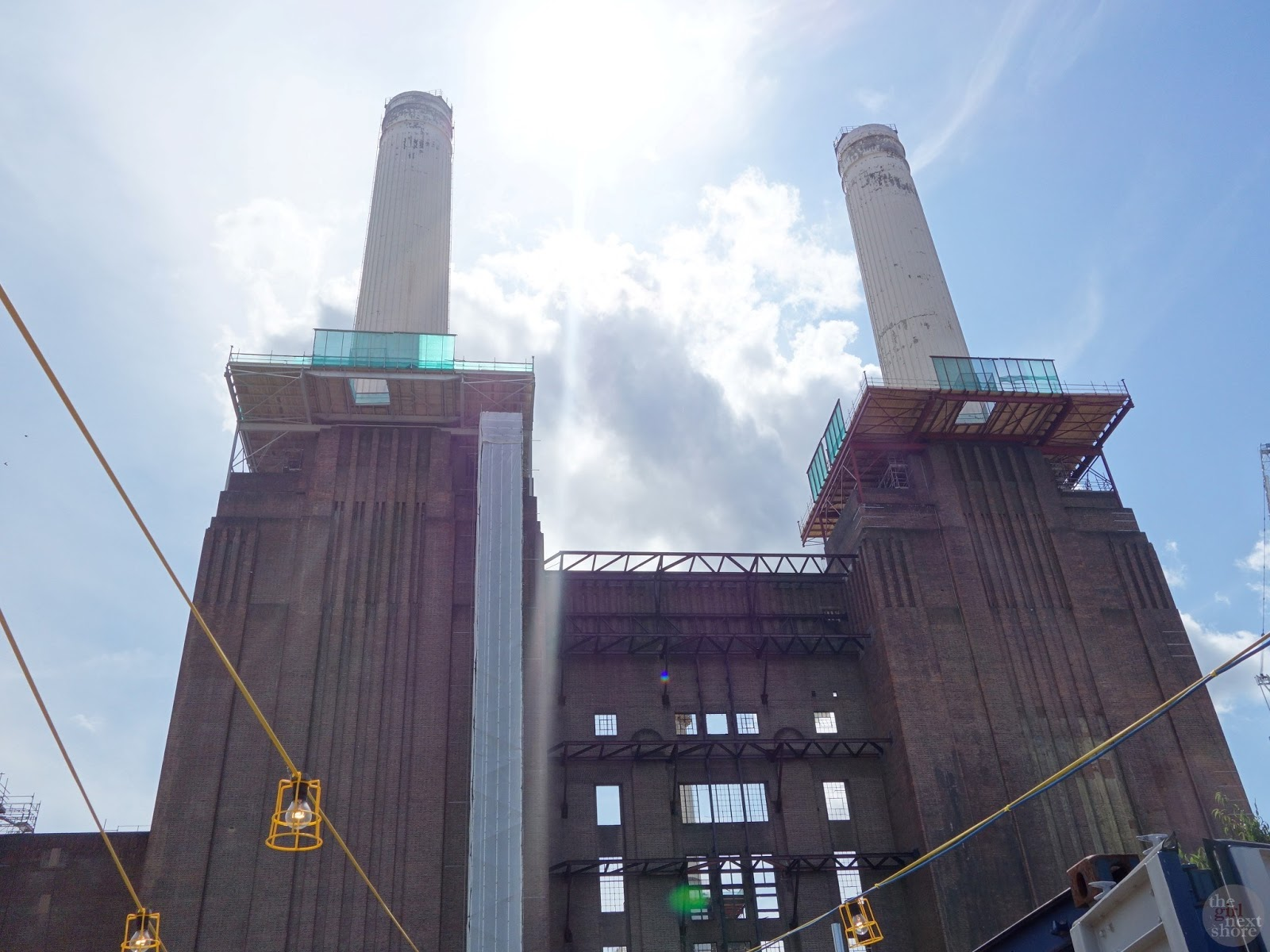 The Power of Summer at Battersea Power Station