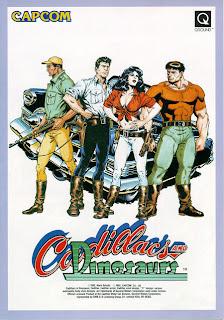 CADILLACS Y DINOSAURIOS (1993)