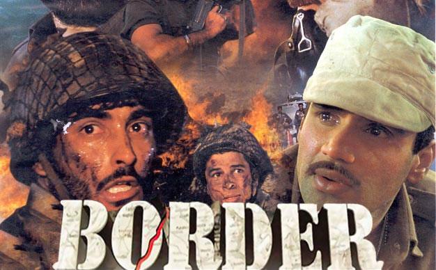 Borders Indian Movie Border Movie