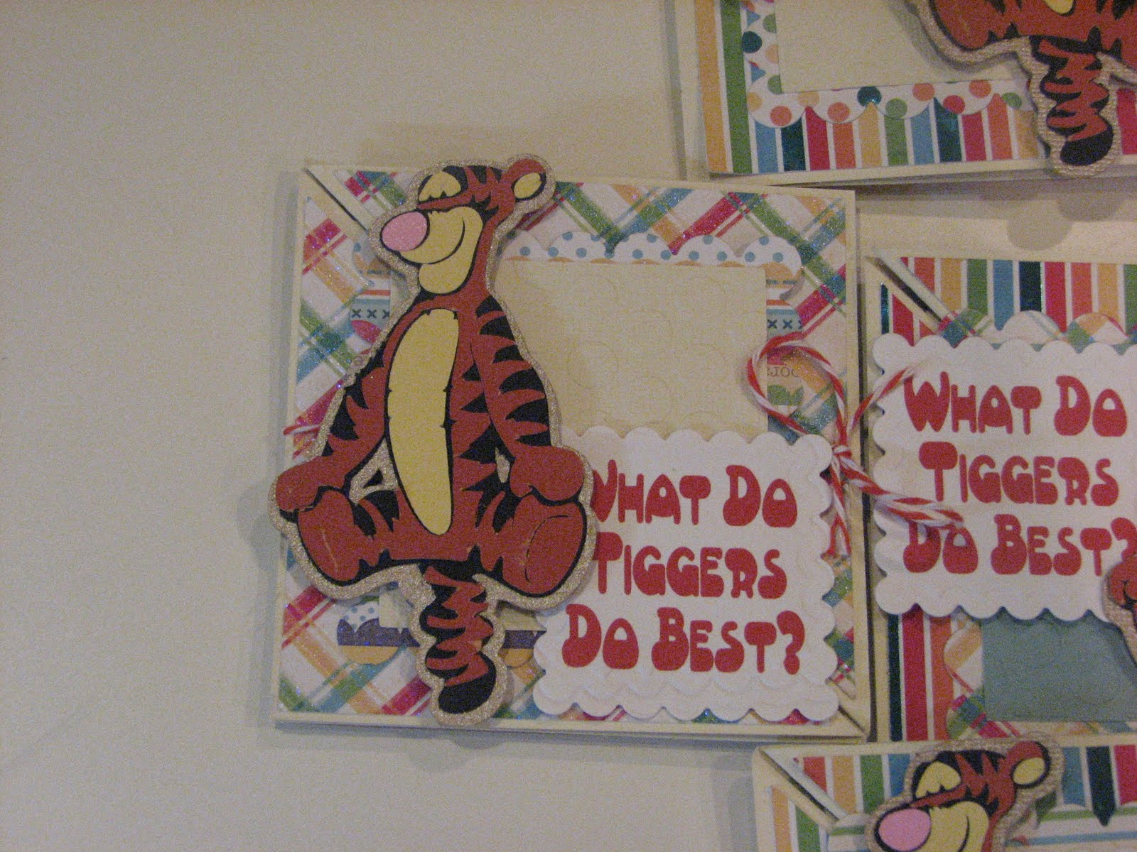 Sabriolet designs tigger birthday invitations his birthday is coming up and he has requested a tigger party of course i had to oblige these are his birthday parting invitations filmwisefo Gallery