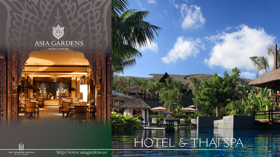Hotel de lujo asia gardens latest special offers luxury for Hoteles de lujo en espana ofertas