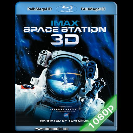 ESTACIÓN ESPACIAL 3D (2002) FULL 1080P HD MKV INGLÉS SUBTITULADO