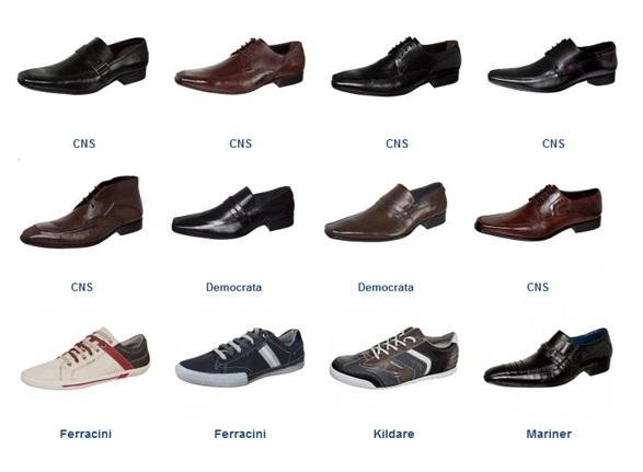 sapatos masculinos 2011