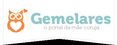 Gemelares.com.br - Site para gestantes e mães de gêmeos, trigêmeos, quadrigêmeos ou mais!
