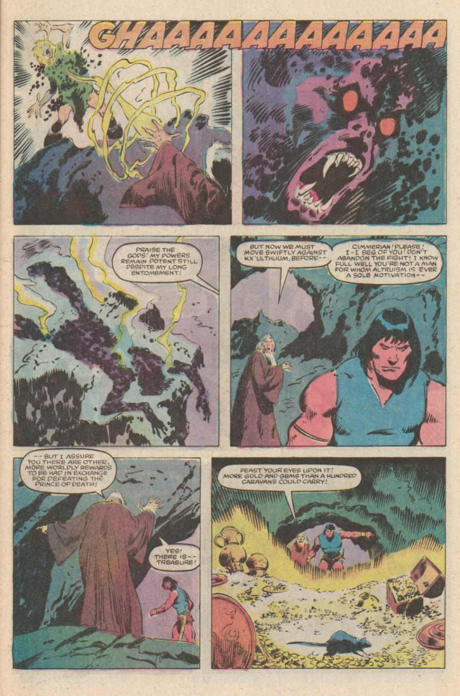 Conan the Barbarian (1970) Issue #170 #182 - English 4
