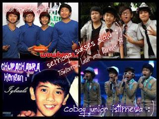 Foto Dan Video Keseharian Coboy Junior Terbaru