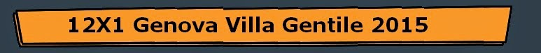 12X1 Villa Gentile 2015