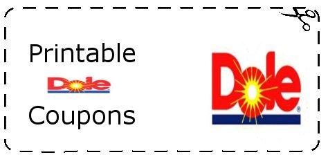 Dole salad coupons printable
