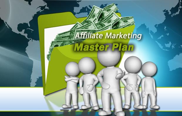Affiliate Marketing Master Plan - eBook