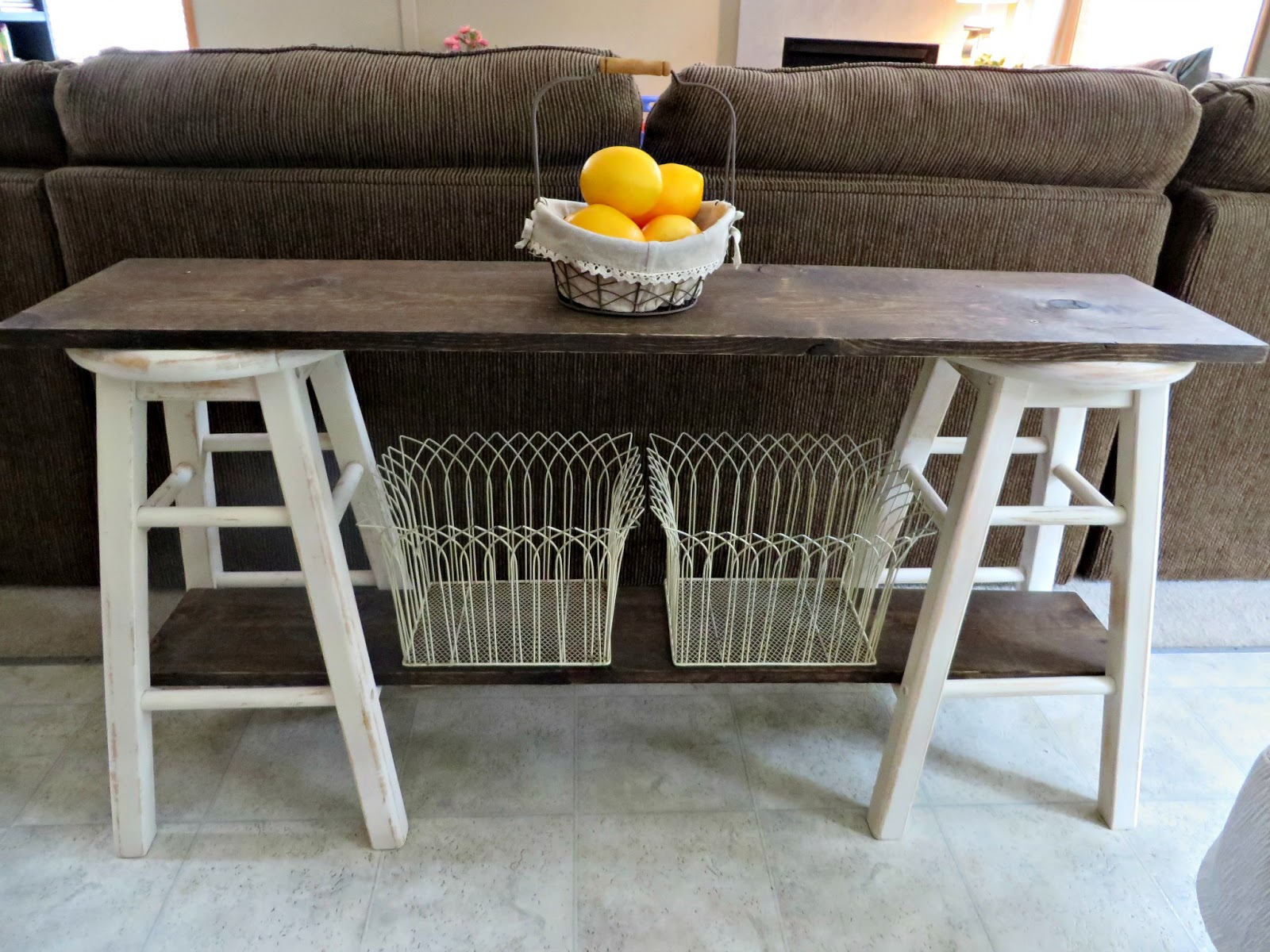Nautical sofa table gallery coffee table design ideas coastal living resort nautical white palisades sofa table geotapseo Image collections