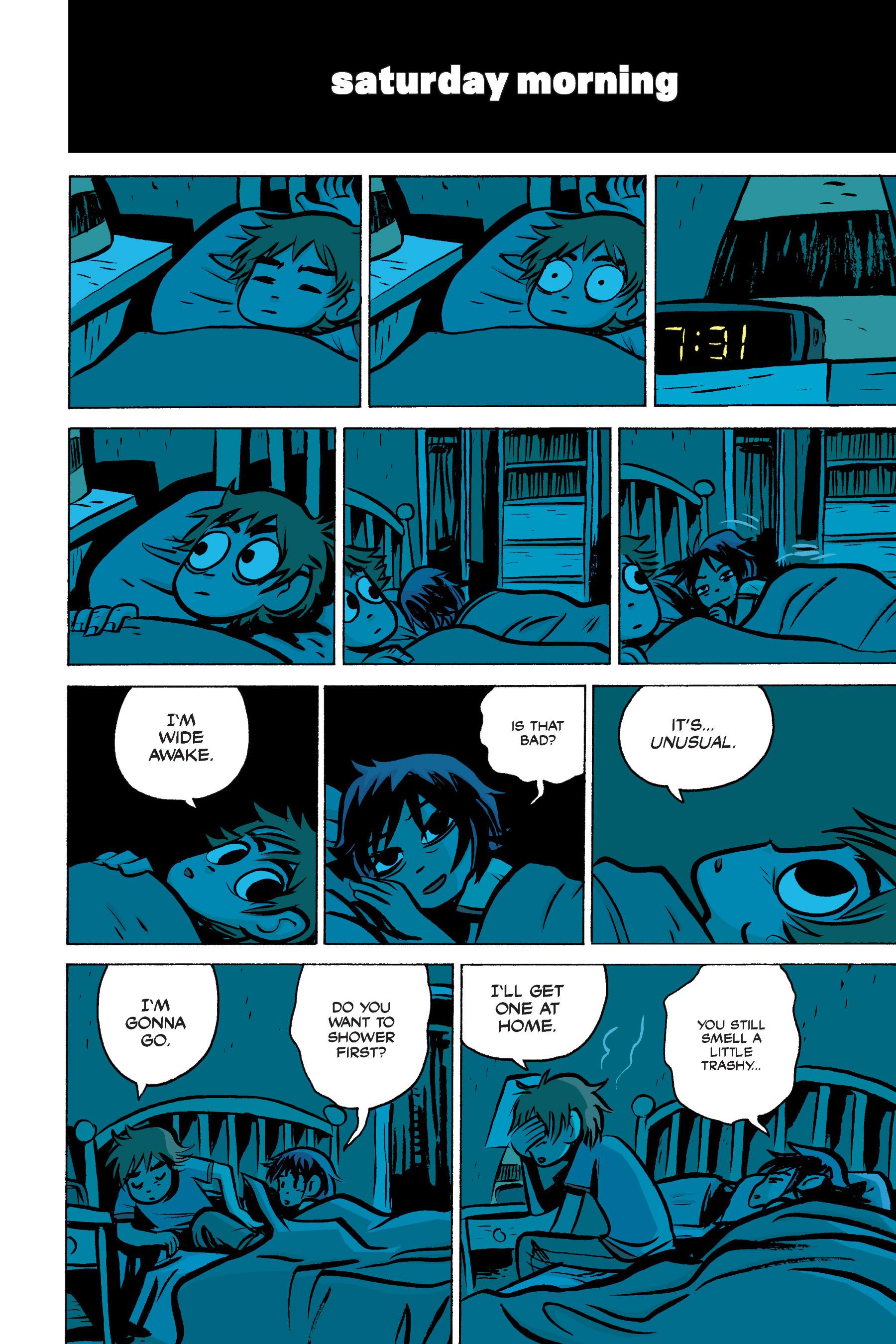 Read online Scott Pilgrim comic -  Issue #3 - 50