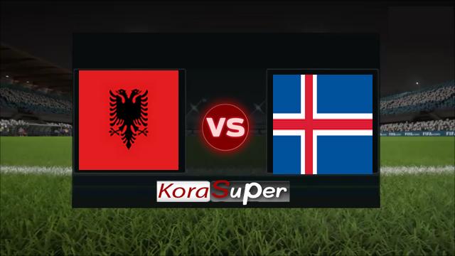 اليوم مشاهدة مباراة أيسلندا وألبانيا بث مباشر 08-06-2019 السبت