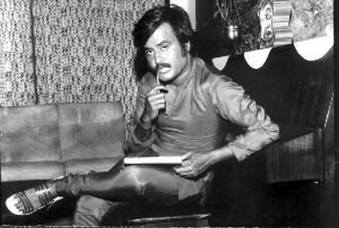 Super Star Rajinikanth Rare Unseen Pictures