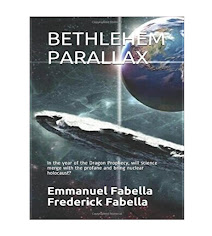 Bethlehem Parallax now on Amazon