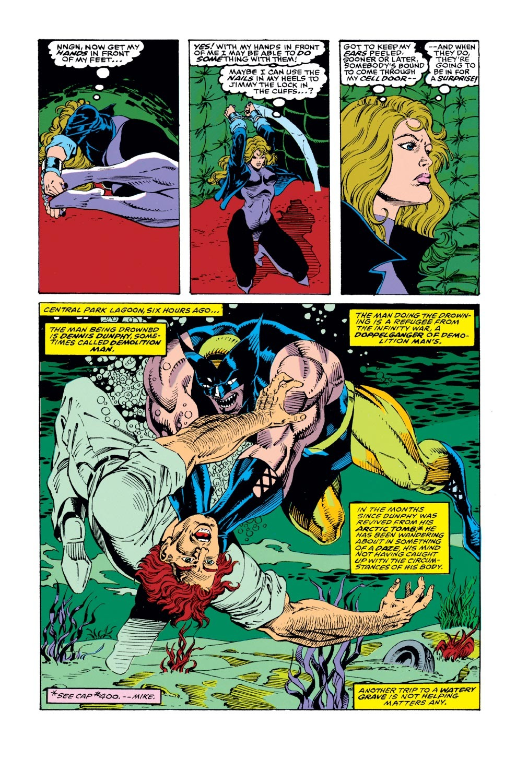 Captain America (1968) Issue #409 #358 - English 9