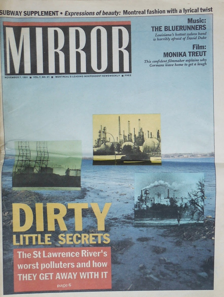 Mirror: Dirty Little Secrets