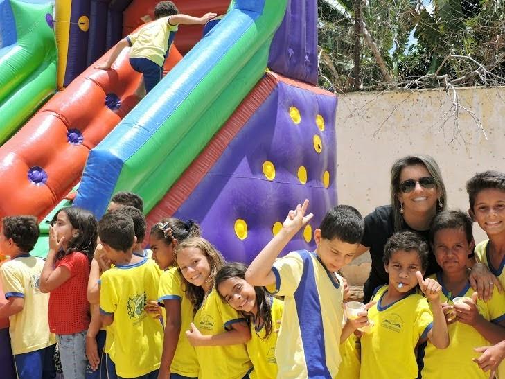 Dia das Crianças é comemorado no município de Zabelê