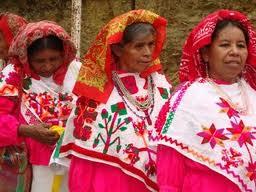 mujeres indijenas