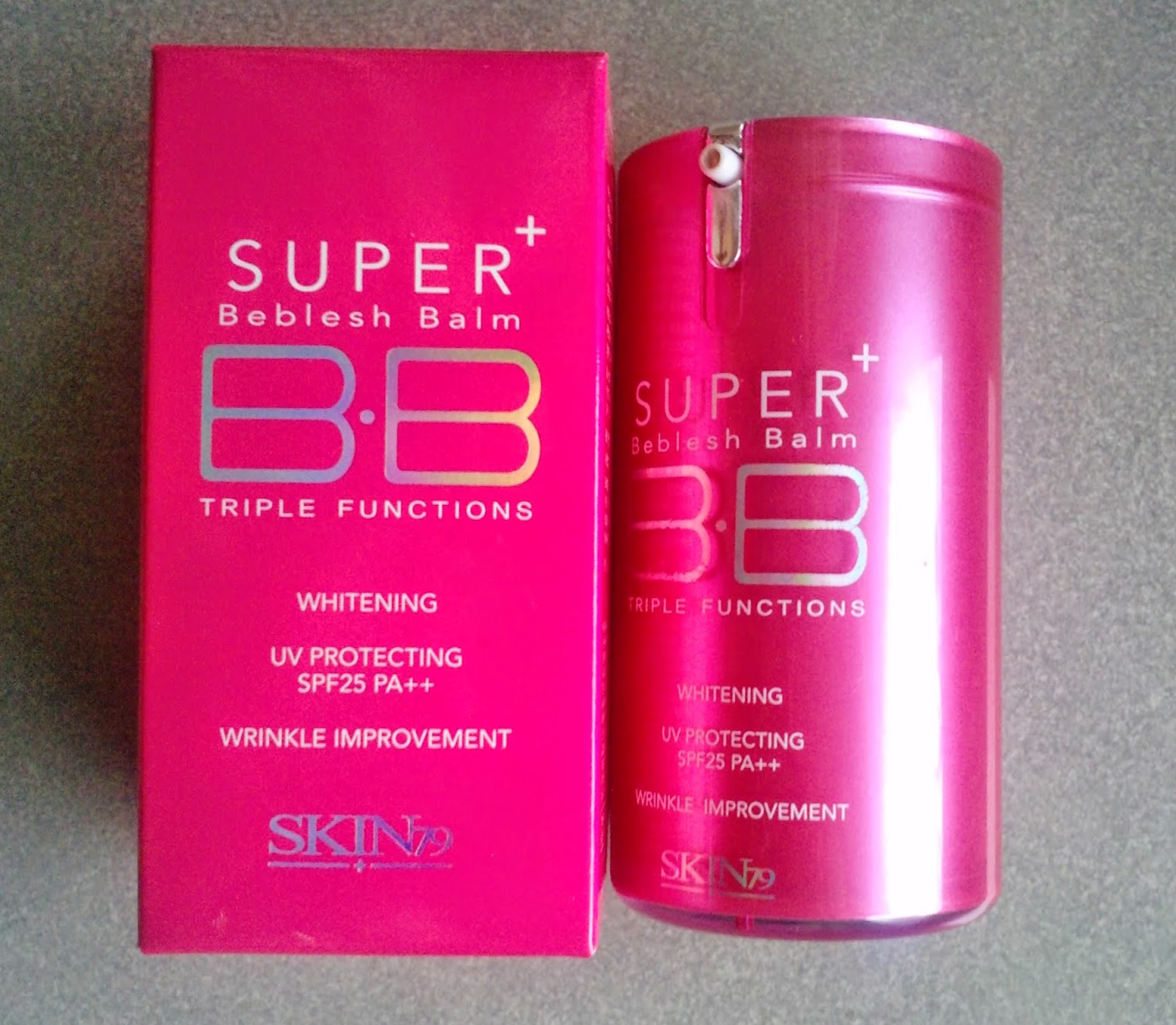 Skin79 Super+ Triple Function Hot Pink, SPF25