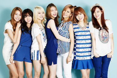 After School Tenasia Interview 2013 Group