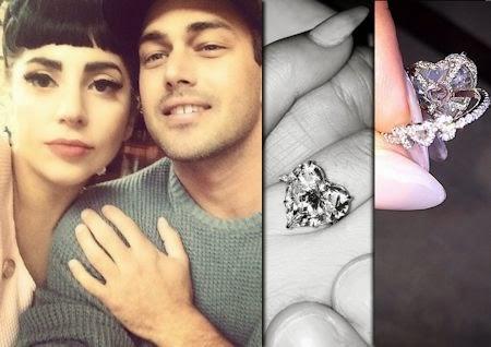 Lady Gaga e Taylor Kinney fidanzati