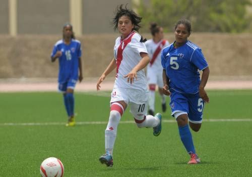 Bolivia 2 República Dominicana 1 Fútbol Femenino Juegos Bolivarianos