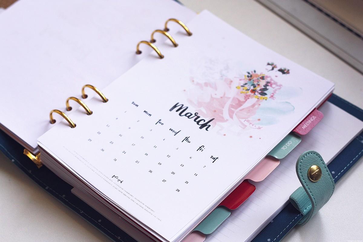 Très planning addiction .. Kikki K ♥ (planner intro) | AUDREY MARIANNE PC67