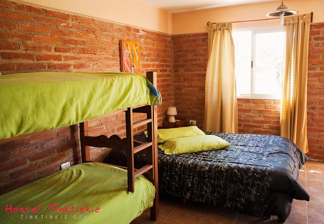 Hostel Tinktinkie en Santa Rosa de Calamuchita