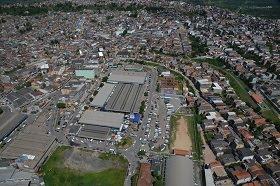 Vista Aérea da Cidade de Candeias